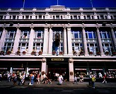 Dublin City, O´Connell Street, Clerys Shop