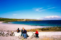 Tourism, Tourists Inishmore, Aran Island