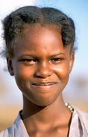 People, African, girl , Masai Tribe, Amboseli, Kenya,