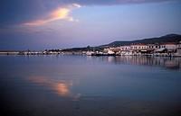View Elafonissos, Peloponnese, Greece