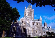 Dublin, Christchurch Cathedral, Ireland