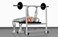 Bench press Part 1 of 2