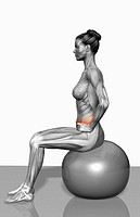 Transverse abdominalis exercise