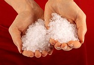 Handful Of Rock Salt