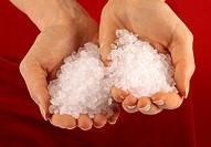 Handful Of Rock Salt
