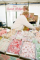 Frome Show sweet stall