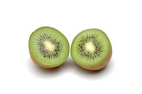 Kiwi fruit, halved