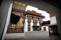 Punakha Dzong Fortress, Punakha , Bhutan