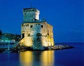 Rapallo. Liguria, Italy