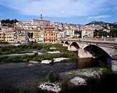 Ventimiglia. Liguria, Italy