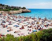 Cala Domingos. Majorca, Balearic Islands, Spain