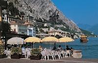 Italy - Lombardy Region - Lake Garda - Limone sul Garda
