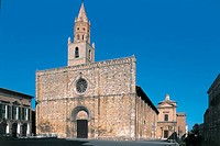 Italy - Abruzzo Region - Atri - Saint Maria Assunta Cathedral