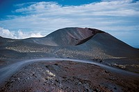 Italy - Sicily Region - Etna Natural Park - Crater of Mount Silvestri Superiore