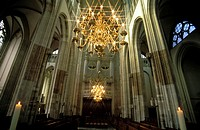 Utrecht, inside the Dom church
