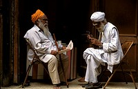 New Delhi, two sikhs