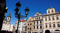 Old Town Square. Prague. Czech Republic