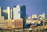Israel, overview of Tel Aviv (thumbnail)