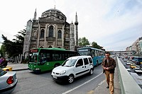 The Valide Mosque is located on the north-west side of Aksaray Square in Fatih. It was built at the behest of Sultan Abdülaziz's mother, Pertevniyal V...