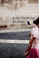 Writing on the Wall, Murcia, Spain 2007