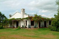 Posada, at, Ibera, Lagoon, Argentinian, Pantanal, Argentinia, guest, house,