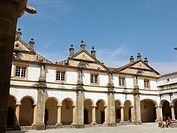 Convent of the Order of Christ, Tomar. Portugal