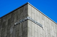 Museum, Folkwang, Essen, North, Rhine-Westphalia, Germany,