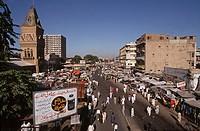 Pakistan, Sind Region , Karachi, Saddar Bazaar