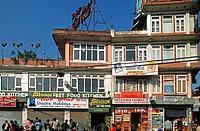 Nepal, Kathmandu, Kanti Path street