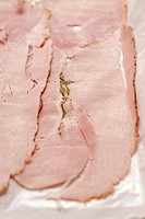 Rosemary ham, sliced