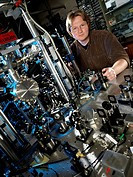 Guido Wilpers, German physicist  Wilpers is working on a strontium quantum information processor QIP  This machine uses trapped strontium ions to comp...