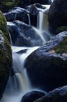 McGilivray Falls, Whiteshell Provincial Park, Manitoba, Canada