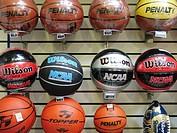Sports store, São Paulo, Brazil