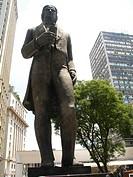Statue, Patriarca, São Paulo, Brazil