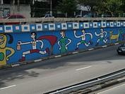 Graffiti, São Paulo, Brazil