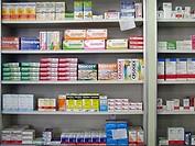 Drugstore, São Paulo, Brazil
