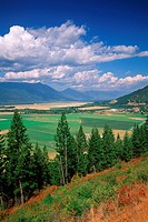 Creston Valley , Kootenays, British Columbia, Canada