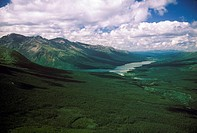 Cold Fish Lake, Eaglenest Range, British Columbia, Canada