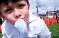 Cotton Candy Mouth