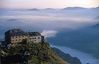 Germany, Bavaria, Berchtesgadener Land, Watzmann House