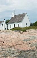 Presbyterian Chapel, Port au Persil Quebec