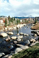 Blue River, Breckenridge, Colorado