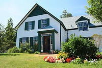 Green Gables is the name of a circa-19th century farm that is located in Cavendish, Prince Edward Island, Canada. The Green Gables farm and its surrou...