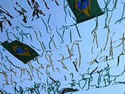 Ribbon, World Cup Games Celebration, São Paulo, Brazil