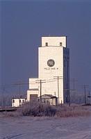 Grain Elevator, Winnipeg, Manitoba