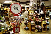 Famous Amana General Store at the Historic Amana Colonies, Iowa, USA