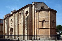 La Magdalena church. South façade. Romanesque, XIIth century. Zamora. Castilla-León. Spain
