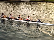 Stern four of eight