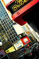 Buildings in a city, Times Square, Manhattan, New York City, New York State, USA