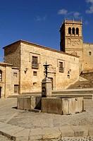 Morón de Almazán. Soria province, Castilla-Leon, Spain